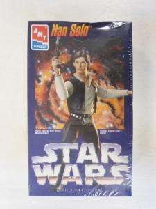 AMT/ERTL  8785 HAN SOLO STAR WARS COLLECTOR EDITION