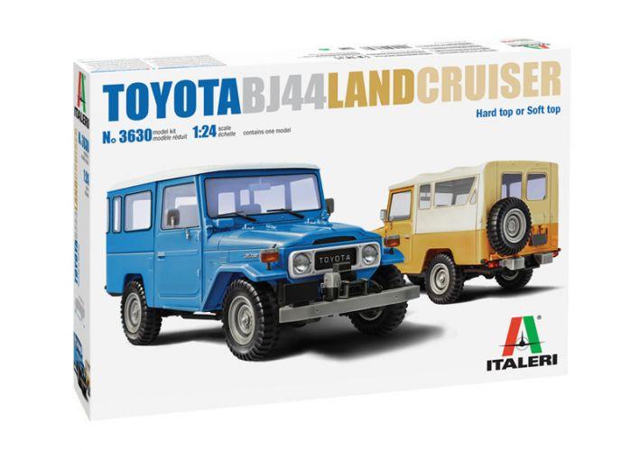 ITALERI 1/24 3630 TOYOTA LAND CRUISER BJ-44