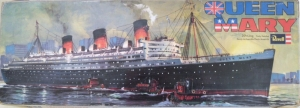 REVELL  H311 QUEEN MARY 1/568