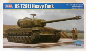 HOBBYBOSS 1/35 84510 US T29E1 HEAVY TANK