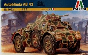 ITALERI 1/72 7052 AUTOBLINDA AB 43