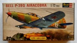 REVELL 1/72 H640SFB BELL P-39Q AIRACOBRA