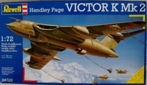 REVELL 1/72 04326 HANDLEY PAGE VICTOR K Mk 2