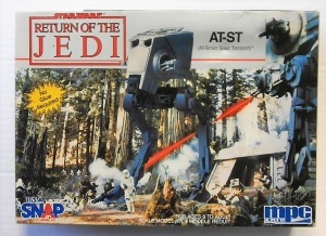 MPC  8734 AT-ST STAR WARS RETURN OF THE JEDI