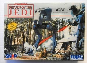 MPC  8734 AT-ST STAR WARS RETURN OF THE JEDI