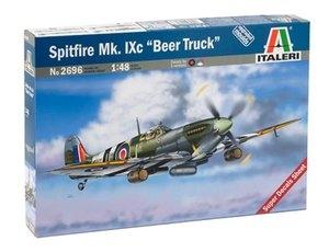 ITALERI 1/48 2696 SPITFIRE Mk.IXC BEER TRUCK