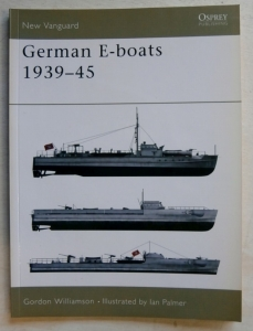 NEW VANGUARDS  059. GERMAN E-BOATS 1939-45