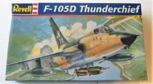 REVELL 1/48 5840 F-105D THUNDERCHIEF