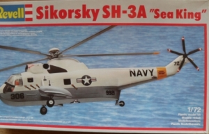REVELL 1/72 4427 SIKORSKY SH-3A SEA KING