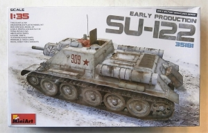 MINIART 1/35 35181 SU-122 EARLY PRODUCTION