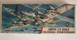 AIRFIX 1/72 585 BOEING B-17G FLYING FORTRESS