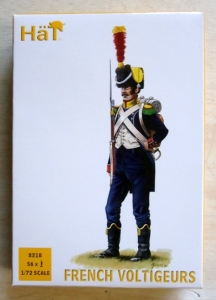 HAT INDUSTRIES 1/72 8218 FRENCH VOLTIGEURS