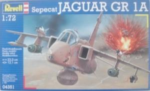 REVELL 1/72 04351 SEPECAT JAGUAR GR 1A