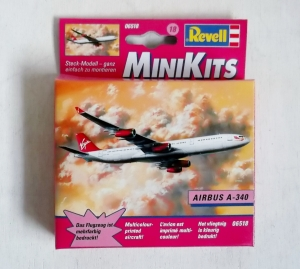 REVELL  06518 AIRBUS A340