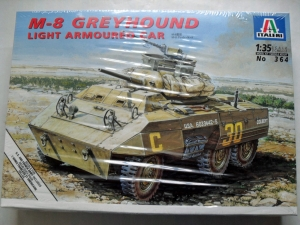 ITALERI 1/35 6364 M-8 GREYHOUND