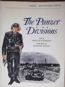 OSPREY  024. THE PANZER DIVISIONS  Original Edition
