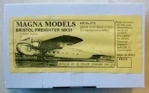 MAGNA CONVERSION SET 1/72 3772 BRISTOL FREIGHTER Mk.31