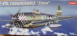 1/72 2105 P-47D THUNDERBOLT EILEEN
