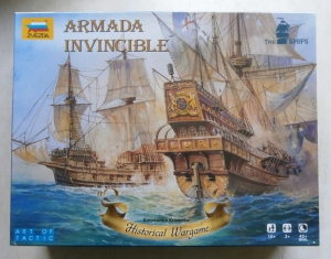 ZVEZDA  6505 ARMADA INVINCIBLE  UK SALE ONLY