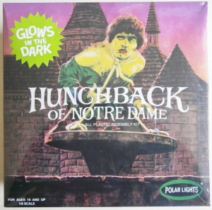 POLAR LIGHTS 1/8 848 HUNCHBACK OF NOTRE DAME
