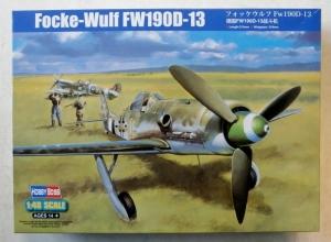 HOBBYBOSS 1/48 81721 FOCKE-WULF Fw 190D-13