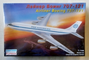 EASTERN EXPRESS 1/144 14401 BOEING 707-121 PAN AM
