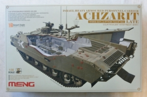 MENG 1/35 SS-008 ISRAELI HEAVY ARMOURED PERSONNEL CARRIER ACHZARIT LATE