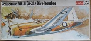 FROG 1/72 F199 VENGEANCE Mk.II  A-31