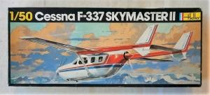 HELLER 1/50 405 CESSNA F-337 SKYMASTER II