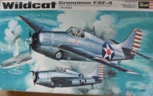 REVELL 1/32 H299 F4F-4 GRUMMAN WILDCAT