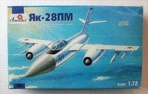 1/72 72044 YAK-28PM