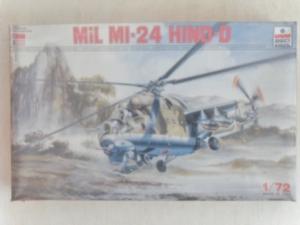 ESCI 1/72 9069 MIL Mi-24 HIND-D