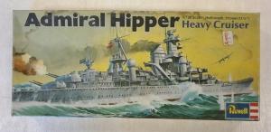 REVELL 1/720 H490 ADMIRAL HIPPER