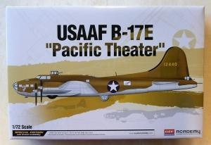 ACADEMY 1/72 12533 USAAF B-17E PACIFIC THEATRE