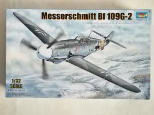 TRUMPETER 1/32 02294 MESSERSCHMITT Bf 109G-2