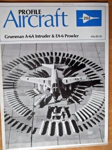 PROFILES AIRCRAFT PROFILES 252. GRUMMAN A-6A INTRUDER   EA-6 PROWLER