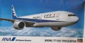 HASEGAWA 1/200 LT16 BOEING 777-200 TRIPLE SEVEN ANA