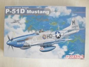 DRAGON 1/32 3201 P-51D MUSTANG