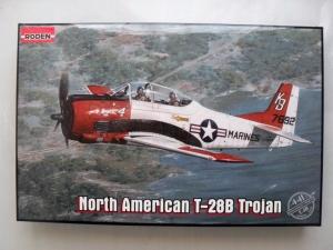 RODEN 1/48 441 NORTH AMERICAN T-28B TROJAN