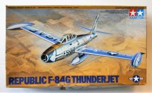 TAMIYA 1/48 61060 REPUBLIC F-84G THUNDERJET