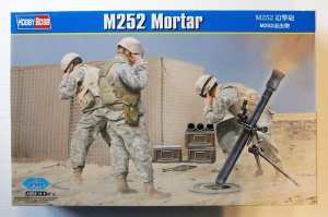 HOBBYBOSS 1/3 81012 M252 MORTAR