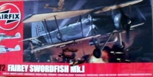 AIRFIX 1/72 04053 FAIREY SWORDFISH Mk.I