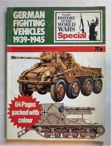 CHEAP BOOKS  ZB486 GERMAN FIGHTING VEHICLES 1939-1945 PURNELLS