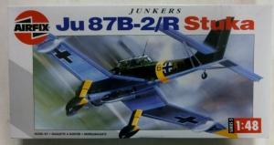 AIRFIX 1/48 05100 JUNKERS Ju 87 B-2/R STUKA