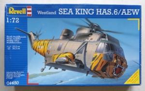 REVELL 1/72 04450 WESTLAND SEA KING HAS.6/AEW