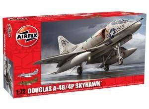 AIRFIX 1/72 03029 DOUGLAS A-4B/4P SKYHAWK