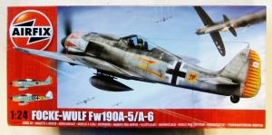 AIRFIX 1/24 16001A FOCKE-WULF Fw 190A-5/A-6  UK SALE ONLY