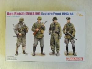 DRAGON 1/35 6706 DAS REICH DIVISION EASTERN FRONT 1943-44