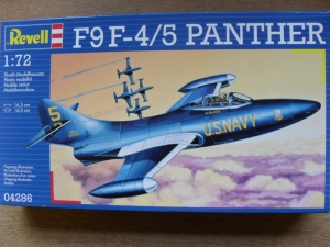 REVELL 1/72 04286 F9F-4/5 PANTHER