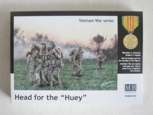 MASTERBOX 1/35 35107 HEAD FOR THE HUEY VIETNAM WAR SERIES